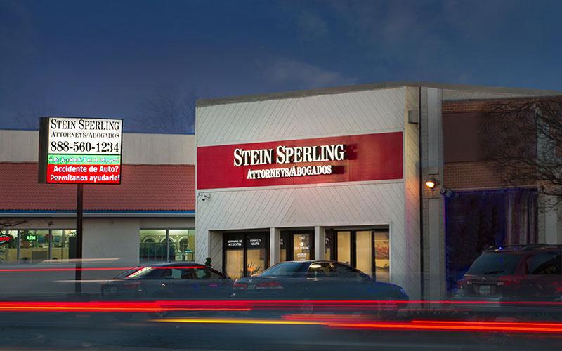 Stein Sperling Office Wheaton Maryland